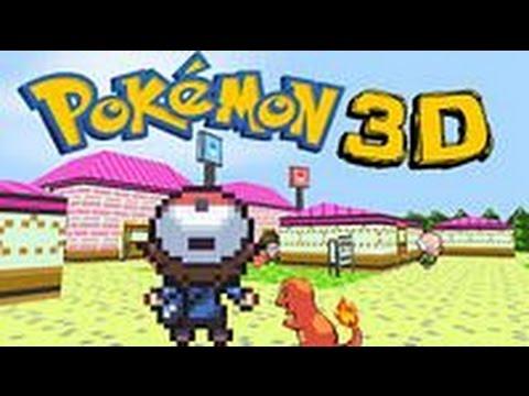 Pokemon 3D part 1! a whole new journey