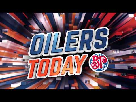 OILERS TODAY | at Golden Knights Post-Game