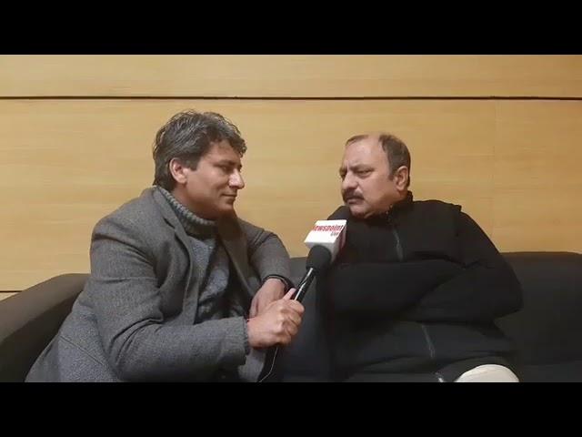 चैनल हेड विनोद कुमार के साथ आज की खास खबरों पर चर्चा