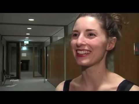 Prokofiev violin concerto n°1 - Interview Anna Göckel a.tv