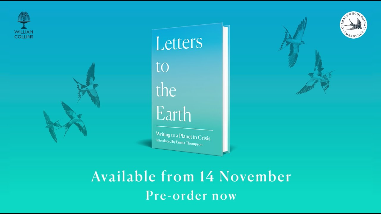 Letters to the Earth - Book Launch