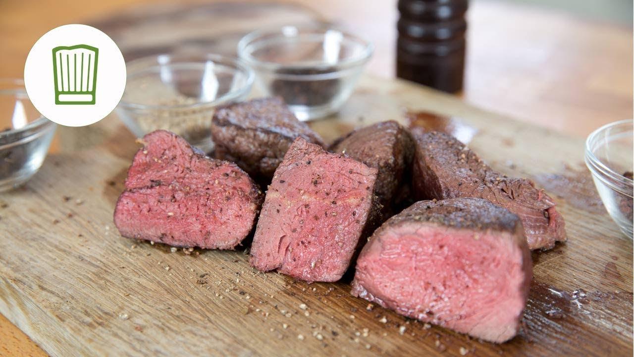 Steak Richtig Braten So Gehts Chefkochde Youtube
