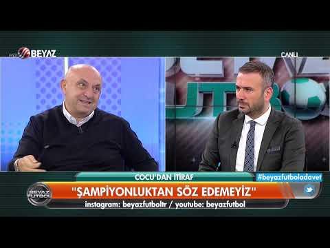(..) Beyaz Futbol 20 Ekim 2018 Kısım 1/4 - Beyaz TV