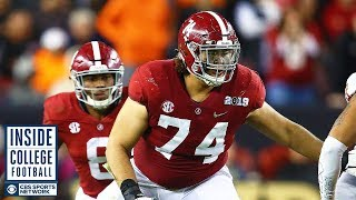 Top Offensive Tackles in the 2020 NFL Draft | Inside College Football