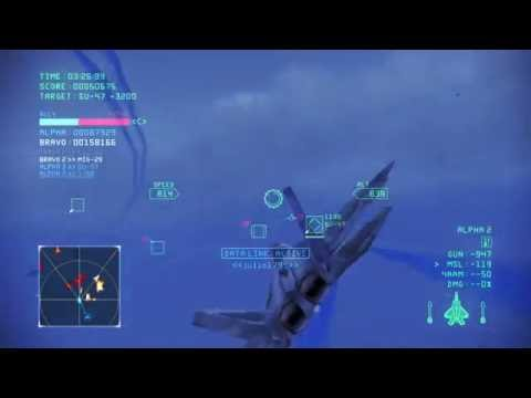 #63 Ace Combat infinity Coop Moscow Hard