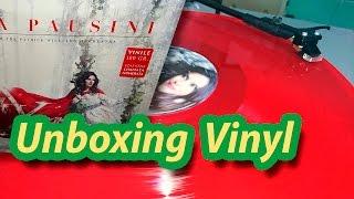 Unboxing Laura Xmas | Laura Pausini #Vinyl Limited Edition 2016 #LAURAXMAS