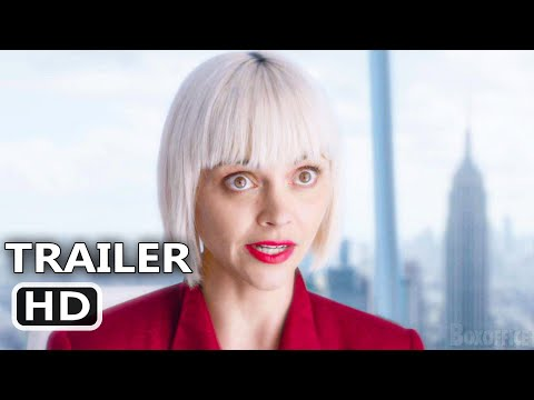 HERE AFTER Trailer (2021) Christina Ricci