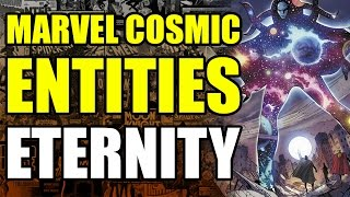 Marvel Cosmic Entities - Eternity