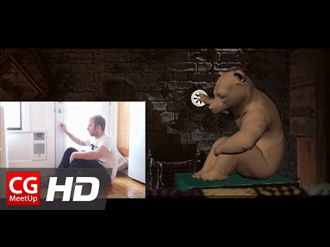 "CGI 3D Breakdown HD ""Paddington Bear Animation Breakdown"" by Jordi Girones | CGMeetup"