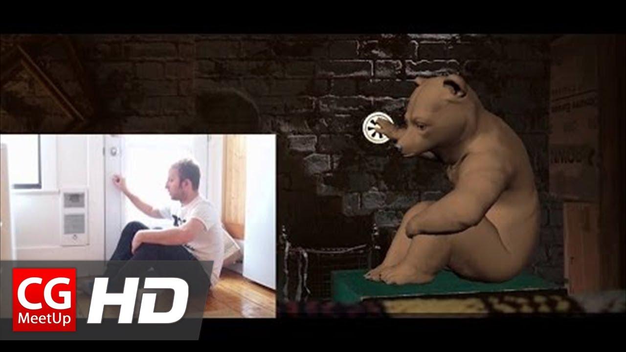 CGI 3D Breakdown HD