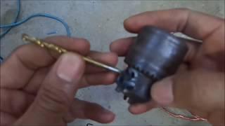Desencapador de fios e cabos muito fácil