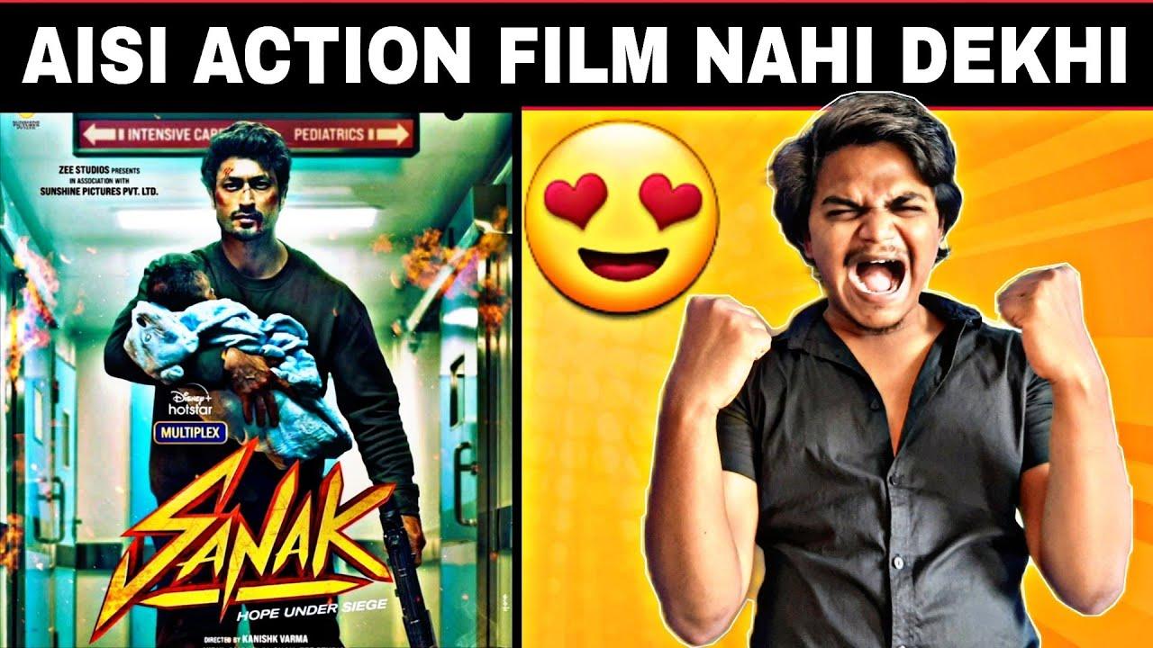 Download Sanak Movie REVIEW | A Must Watch Review | Suraj Kumar