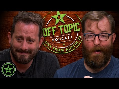 Geoff's on the Fussy Bus! - Off Topic #42