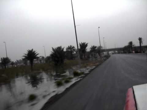Route Irish, Baghdad, Iraq, winter/ rainy season (january 2006)