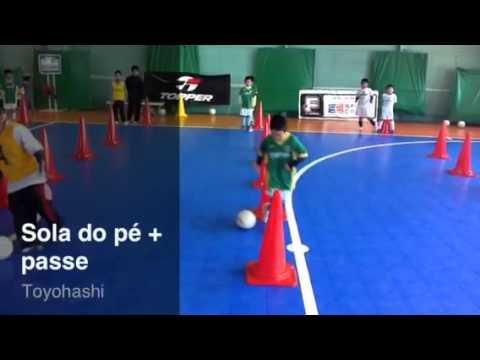 Espaço futsal sub 8 fundamentos básicos (treino) - YouTube 647fc5078b0f2