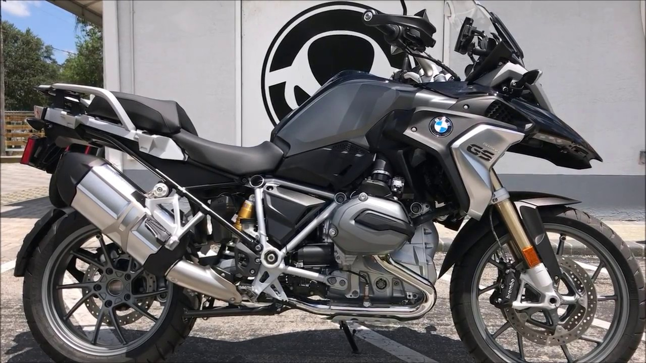2017 BMW R 1200 GS Low Suspension at Euro Cycles of Tampa ...