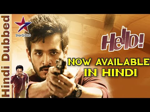 Hello (Taqdeer) Hindi Dubbed Full Movie Now Available In Hindi Dubbed | Akhil & Kalyani