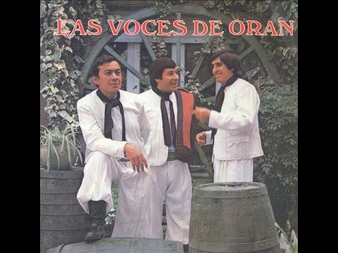 Las Voces de Orán - (M. Zalazar-F. Córdoba-R. Franco) - 12 canciones