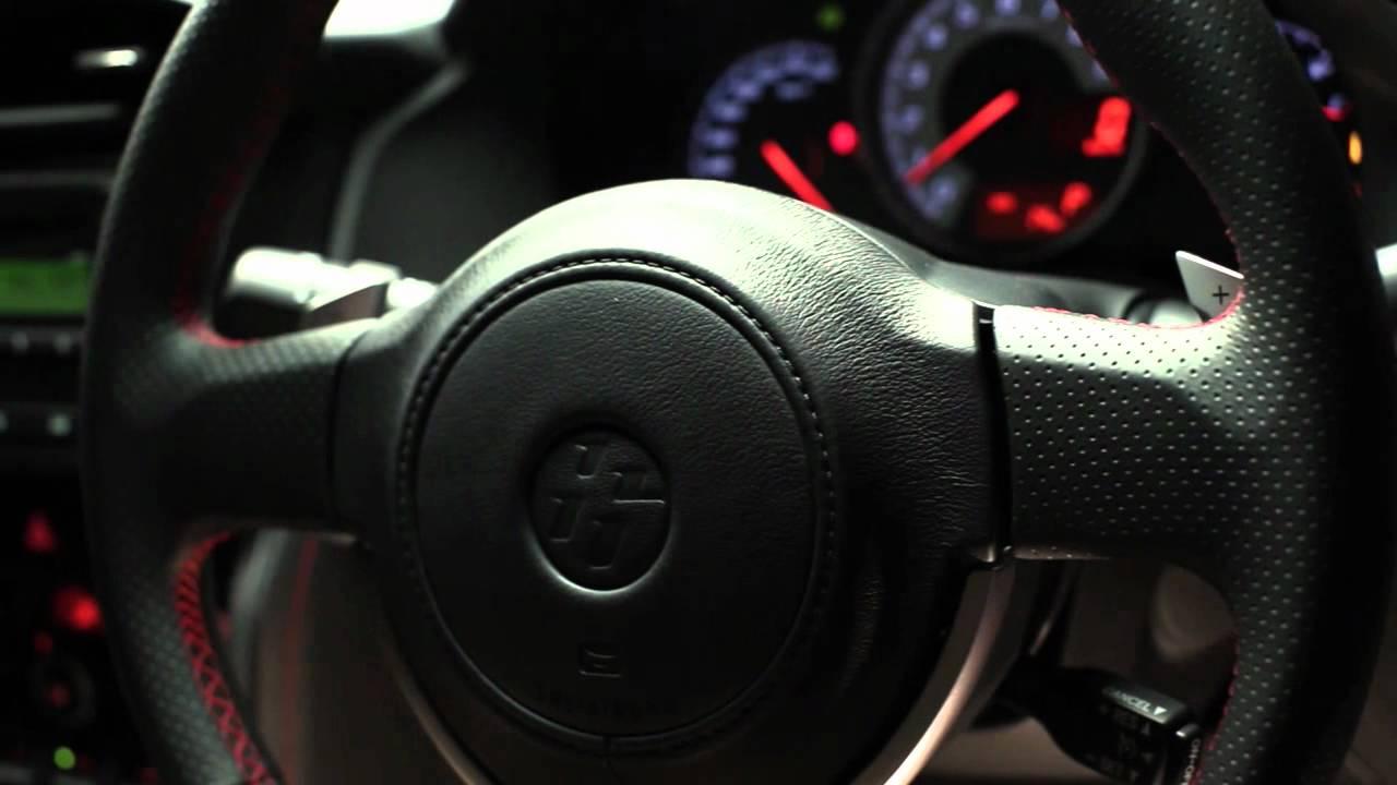 The Toyota 86 360° Interior View - YouTube