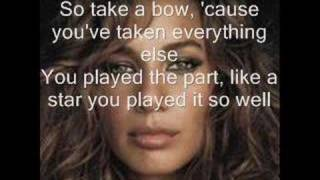 Video Leona Lewis-Take a Bow w/lyrics download MP3, 3GP, MP4, WEBM, AVI, FLV November 2018