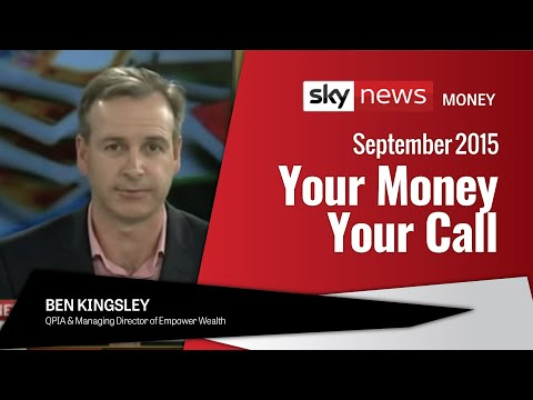 Sky Business News – YMYC (September 2015) with Ben Kingsley