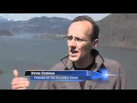 Columbia River Gorge National Scenic Area's 25th Anniversary [KGW April 2011]