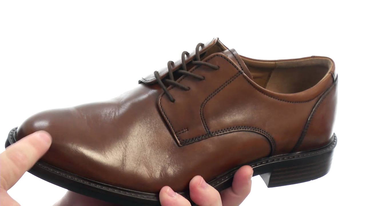 Black Oxford Shoes Mens Like Johnston And Murphy