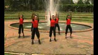 Senam Pramuka lengkap - Indonesian Scout Gym