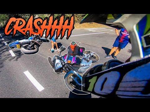 CRASH MOTO, ON