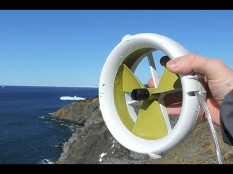 Charge Your USB Devices Using the Wind! Awesome Travel Gadget