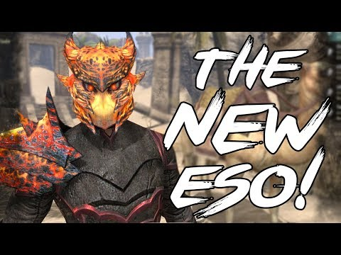 THE FUTURE OF ESO! (Ultimate Elder Scrolls Online)