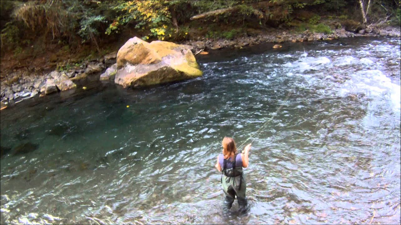 a sample bite of oregon fly fishing youtube