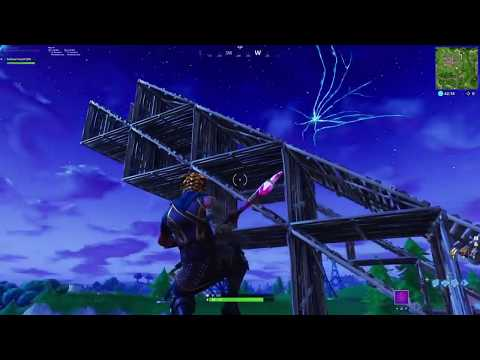 8 Layer Ramp Rush (Fortnite Battle Royale)