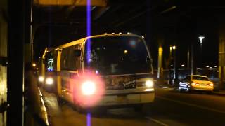 MTA New York City Bus : 7 Train Shuttle Bus Action Between Flushing & Citifield [ Queens Division ]