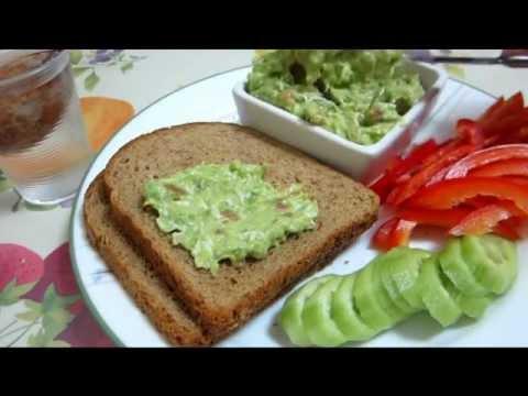 Healthy Dip - Avocado Dip Recipe - Healthy, Easy & Delicious