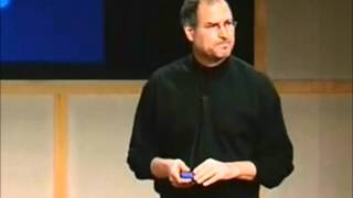 Steve Jobs' Best Video Moments on Stage (1/3) thumbnail