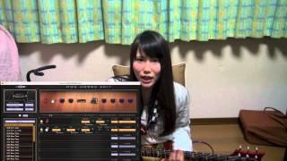 機材&音作り解説 〜『only my railgun』のギターを弾いてみた!〜 女ギタリスト thumbnail
