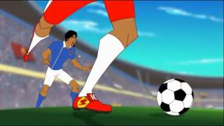 """Supa Strikas- """"Blasts from the Past"""" (Part 2-2)"""