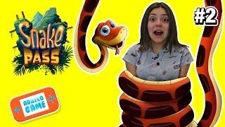 Snake Pass el Juego de la Serpiente en Español de Nintendo Switch Gameplay de Abrelo Game