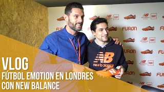 Vlog Fútbol Emotion en Londres con New Balance
