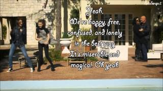 Cristina Ciobanasu & Miruna Iova - 22 lyrics