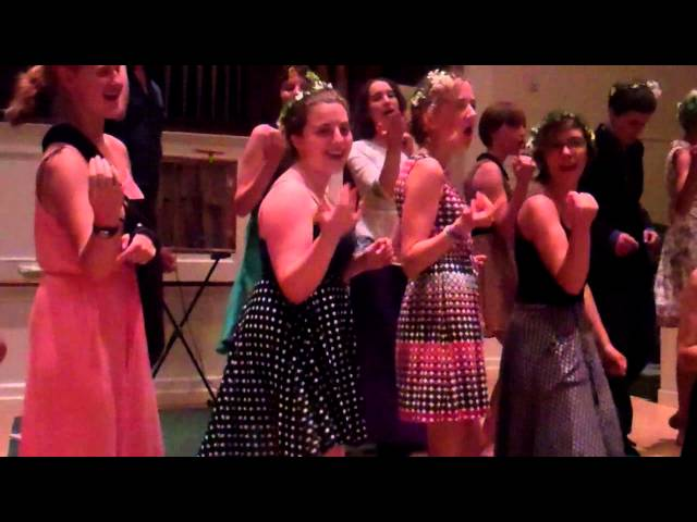 Village Harmony 2013/III 18 - Thaba Chueu (trad. South African)