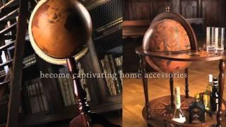 видео Глобусы-бары