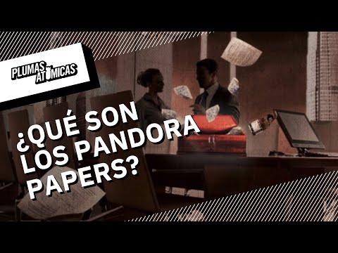 ¿Qué son los Pandora Papers?