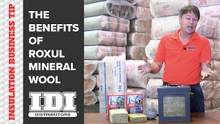 How Mineral Wool Soundproofing Insulation Works