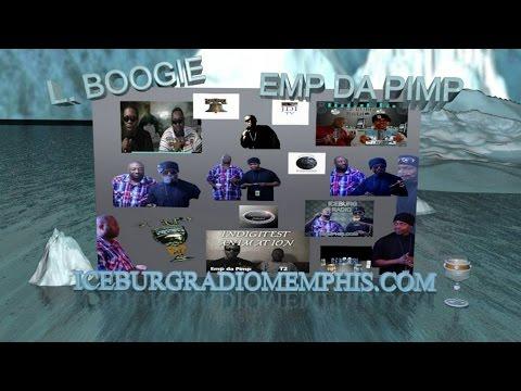 IceBurg Radio Memphis with Emp Da Pimp