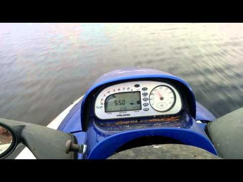Polaris Virage 50+ mph Top Speed  700cc Wave Runner 2000