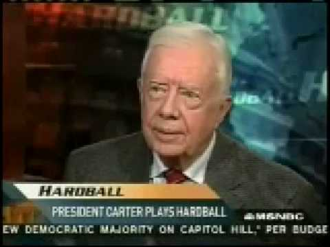 Jimmy Carter unveils truth about Israel