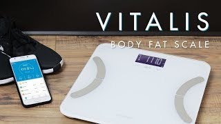 Vitalis Smart Body Fat Scale
