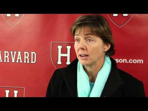 Post Game: Women's Hockey vs. Dartmouth